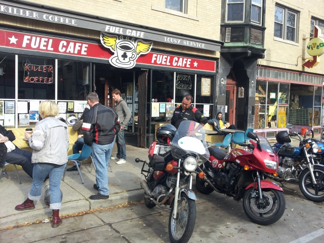 Fuel Cafe - Killer Coffee, Lousey Service