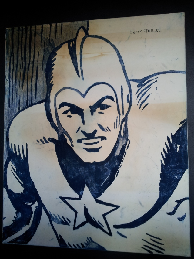 Tex Thompson, The Americommando
